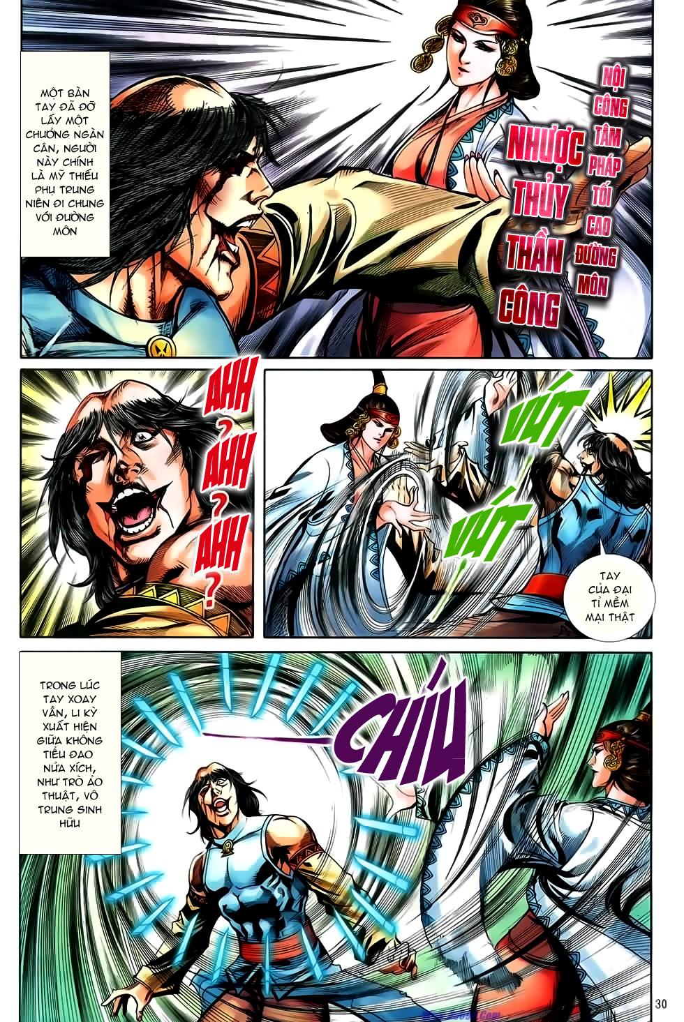 Đại Hiệp Truyền Kỳ (Thần Châu Hậu Truyện) chap 50 - Trang 27