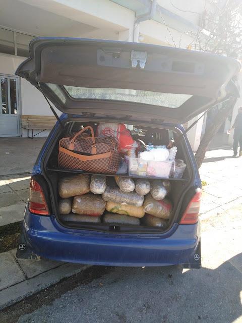 Συνελήφθη 25χρονη στο Σμέρτο Θεσπρωτίας με 35 κιλά κάνναβης