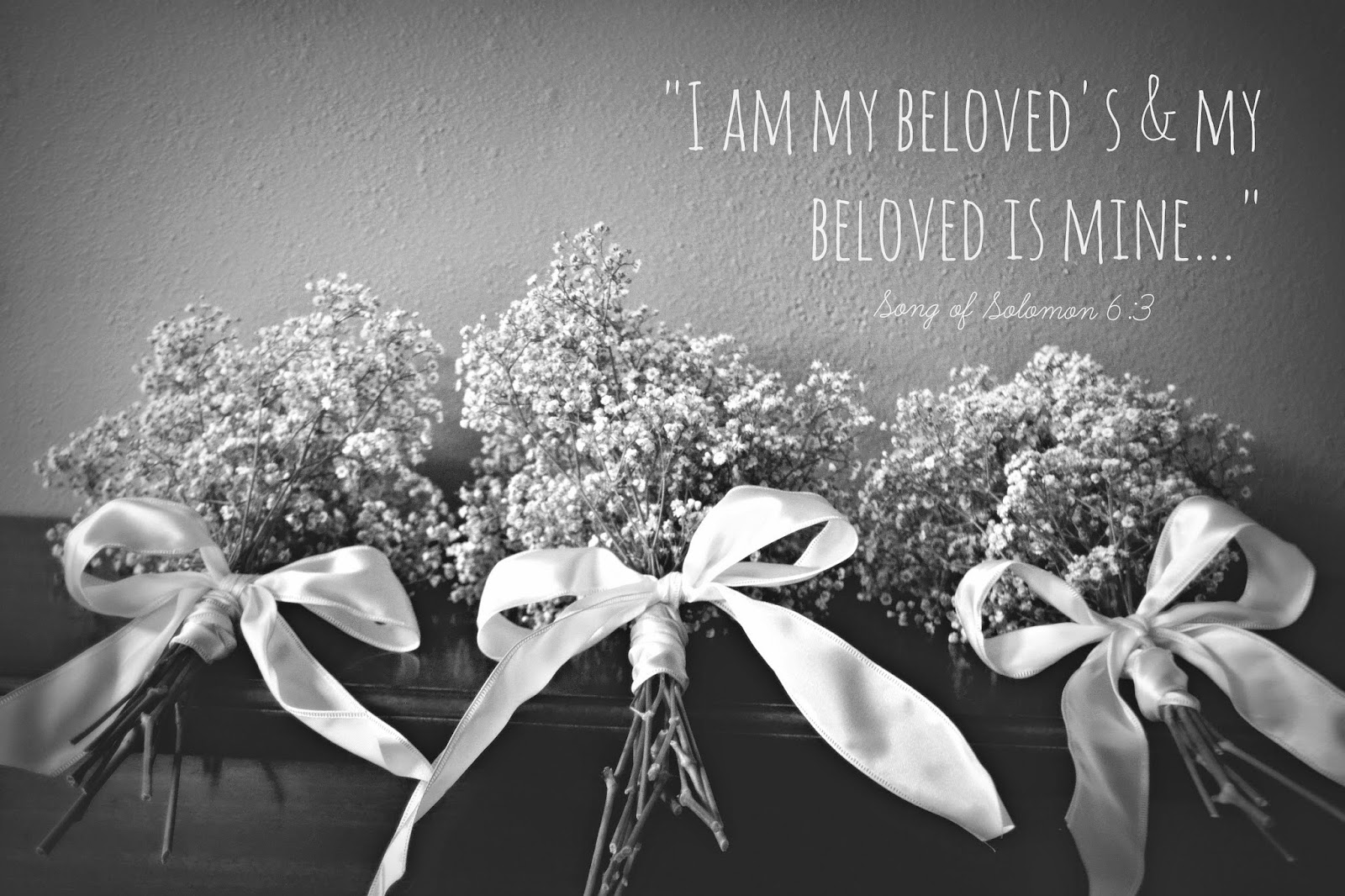 An Old Soul At Home: I Am My Beloved's & He Is Mine