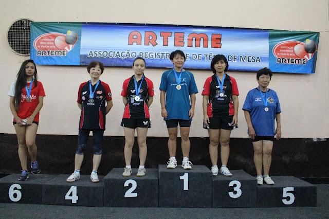 Tênis de Mesa: competições e capacitações movimentam o final de semana