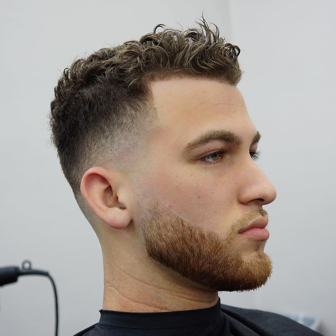 35 Best Military Haircut Styles For Men Hair Problems