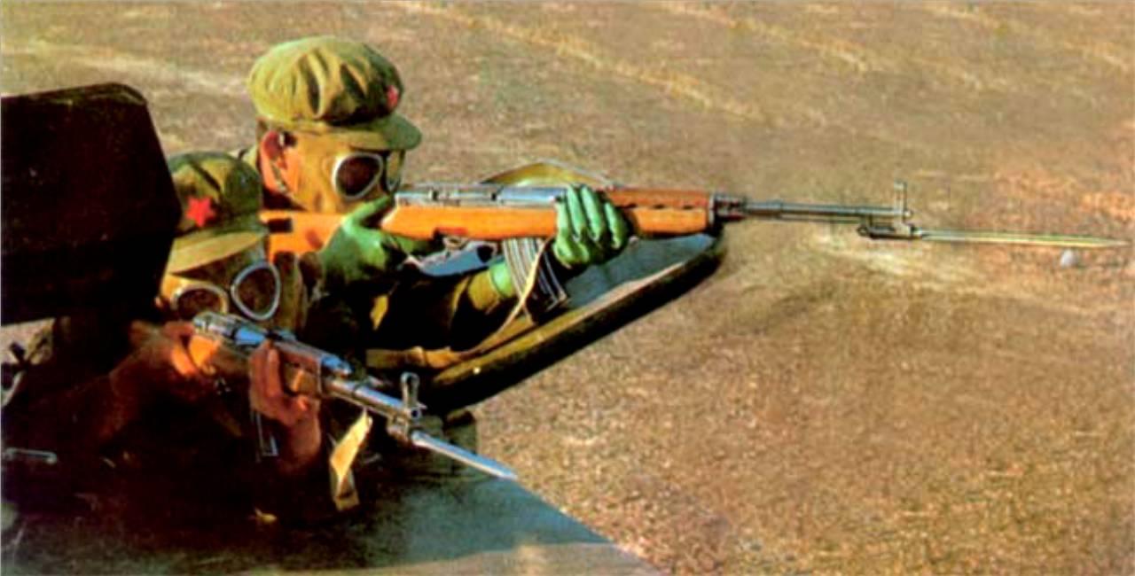 Type 63 Rifle Type 63 Rifle China-1461