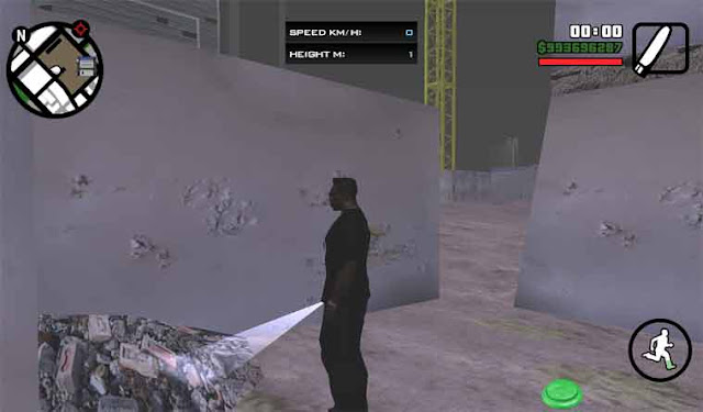 senter gta sa android