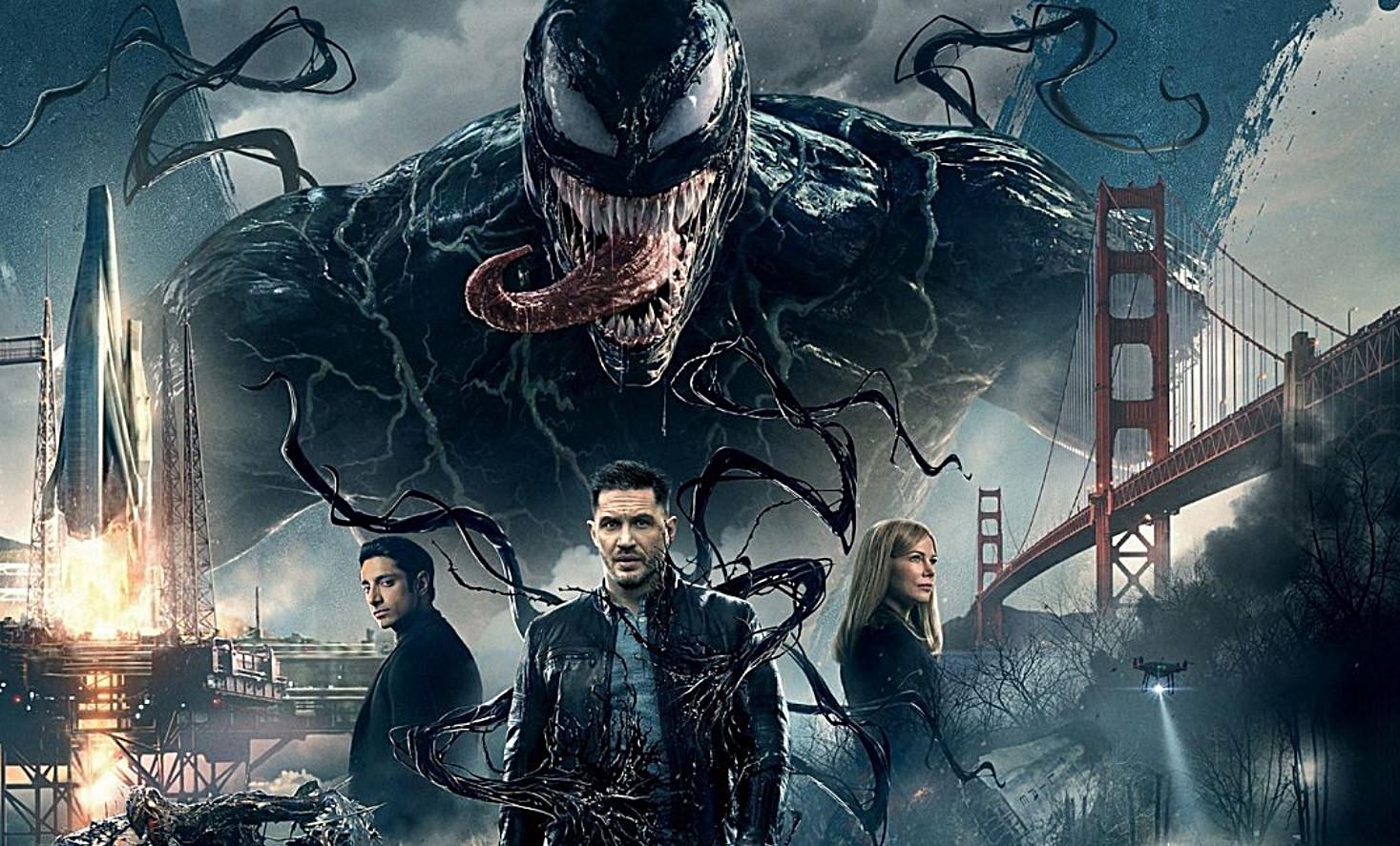 Tacitus Publishing's - Movie Reviews: 'Blu-ray or Bust' - VENOM