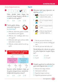 5. Sınıf İngilizce Ders Kitabı Cevapları Özgün Sayfa 51