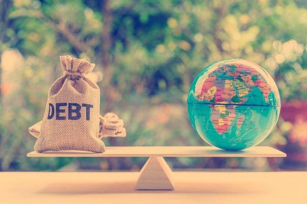 ΔΝΤ: Στα 184 τρισ. δολάρια το παγκόσμιο χρέος - Επίπεδο ρεκόρ