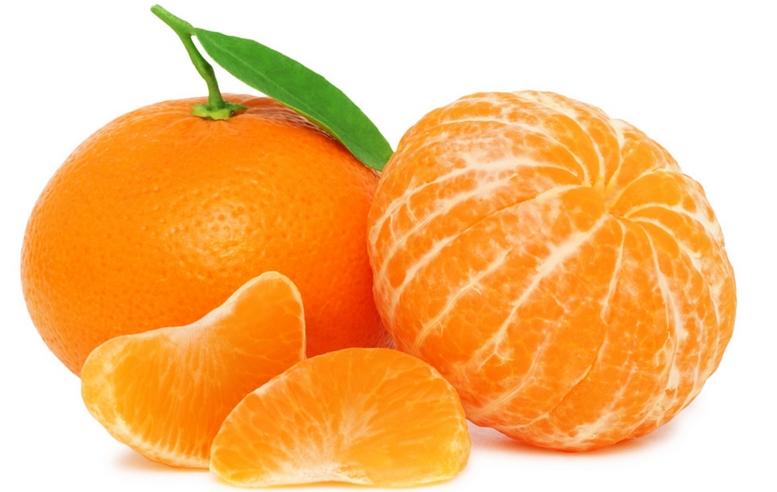 Kaip išsirinkti mandarinus