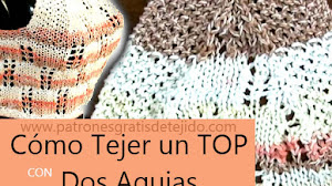 Top Dos Agujas / Tutorial