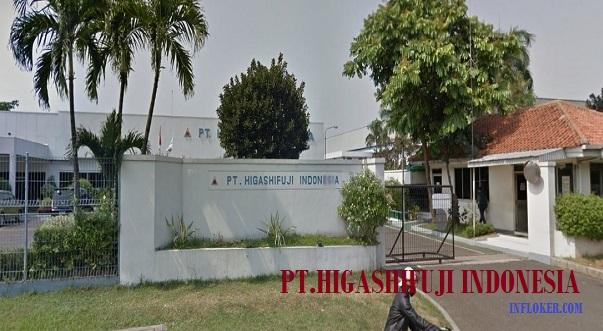 Lowongan Operator Produksi PT Higashifuji Indonesia Tingkat SMA/SMK (MM2100 - BEKASI)