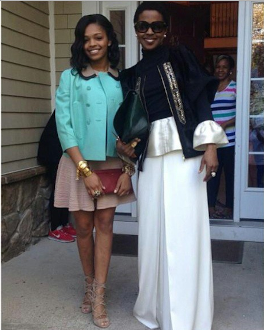 Topten Naija: Wow! Lauryn Hill's Beautiful Daughter's ...