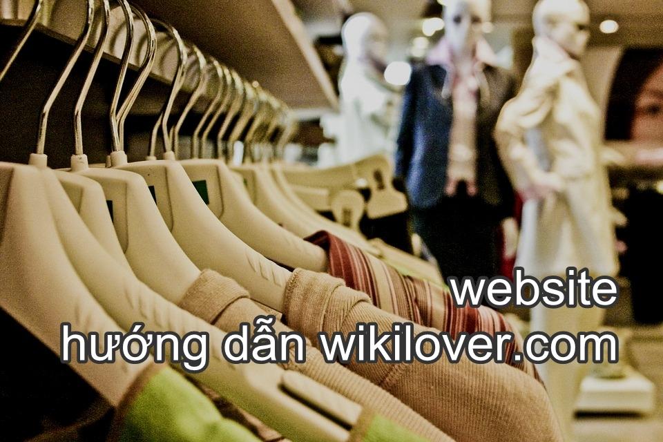 Shop quần áo diện tích nhỏ nên thiết kế như thế nào cho đẹp và nhìn rộng