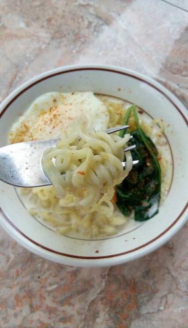 Resep Indomie Kuah Susu