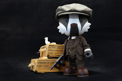 Darby The Fixer Resin Figure by Huck Gee
