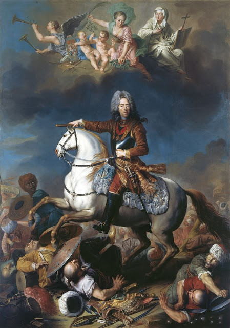 """Prince Eugene, the Noble Knight"" - The Battle of Petrovaradin in 1716"