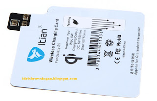 wireless charging card for android