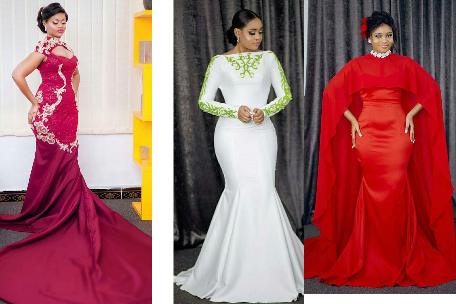 Fabulous African Prom Dresses