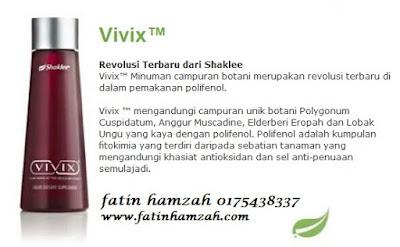vivix-shaklee