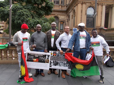 Biafra Day: IPOB Extends sit-at-home order to 14 Northern States