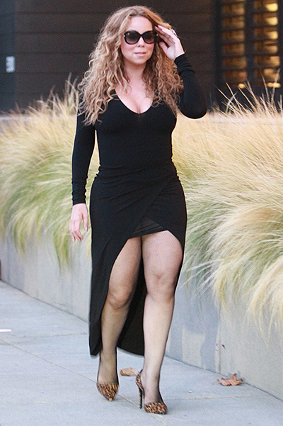 Mariah Carey pregnancy