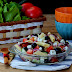 Salada de Massa à Grega