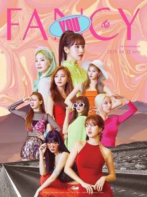 [PANN] Twice'ın 22 Nisan geri dönüşünden teaser fotoğrafı çıktı