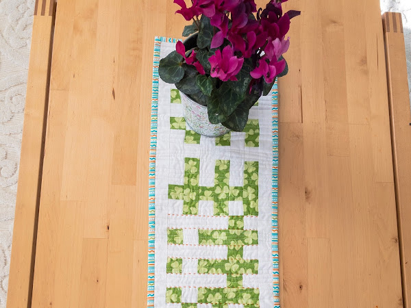 Exclamation Mark! Table Runner