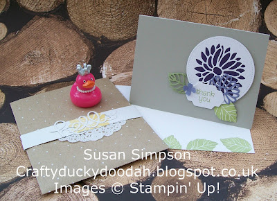 Stampin' Up! UK Independent Demonstrator Susan Simpson, Craftyduckydoodah!, Special Reason, Stitched Shape Framelits, Supplies available 24/7 from my online store,