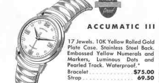 Vintage Hamilton Watch Restoration: 1958 Accumatic III
