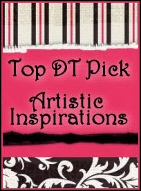 4 x Artistic Inspirations Top Pick