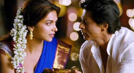 'Bholi Bhali' Song With Chennai Express | Deepika Padukone and Shahrukh Khan