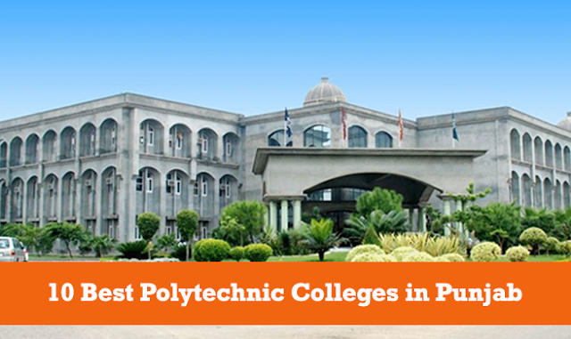 10 best polytechnic colleges in Punjab