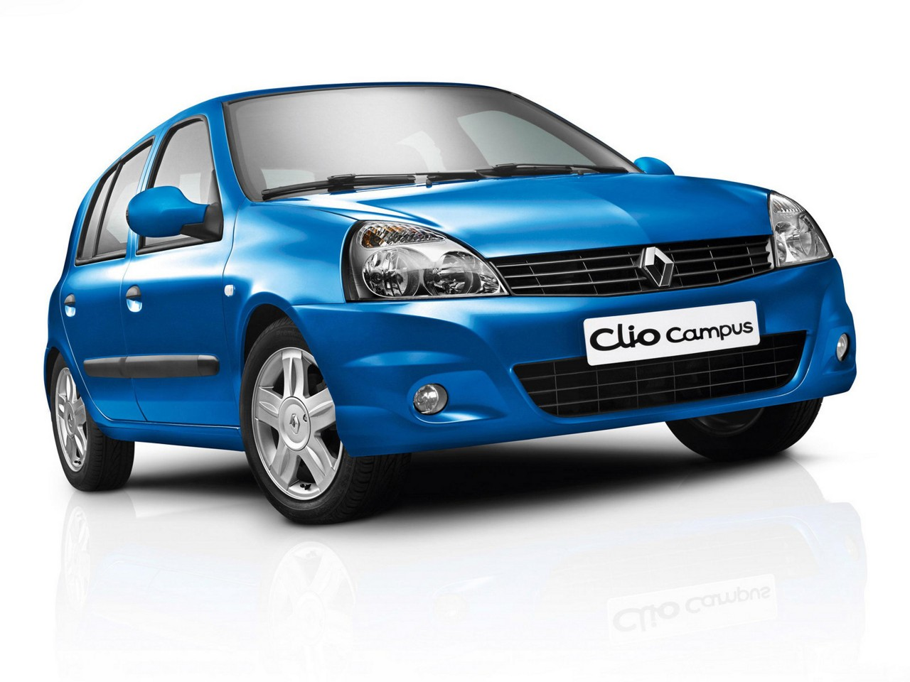 2009 renault clio campus wallpapers pictures. Black Bedroom Furniture Sets. Home Design Ideas
