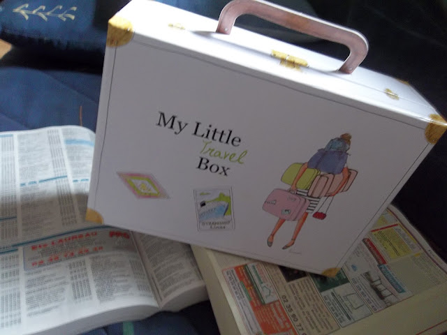 My Little Box - Juillet 2012