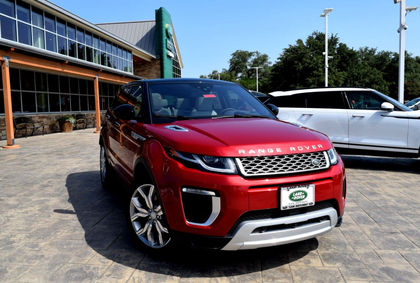 New 2018 Land Rover Range Rover Evoque Autobiography 4 Door in San