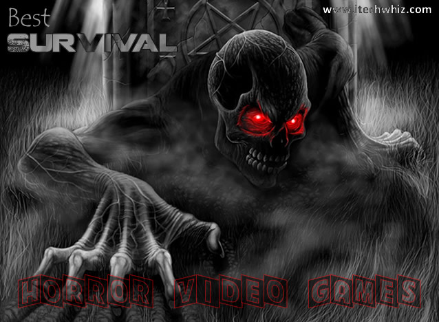 Best Survival Horror Video Games 2013