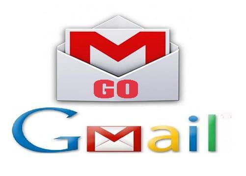 جوجل, تطلق, جميل غو ,تطبيق,Gmail, GO