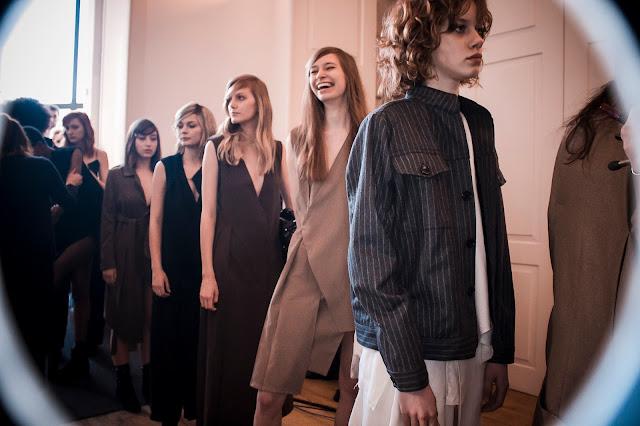 Trend me too, Portugal Fashion, 38ª Edição, Backstage, Daniela Barros, Sigrid