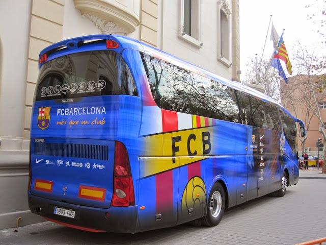 FCB coach