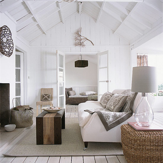 Shabby Chic Living Room: Cheap Home Decors: Shabby Chic Living Rooms (2