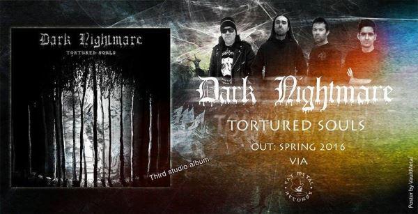 """DARK NIGHTMARE: Δείτε το lyric video για το νέο τους κομμάτι """"Eternal Forest"""""""