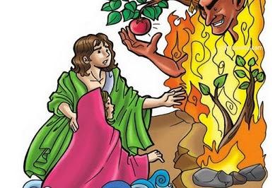 dosa nabi adam dan hawa