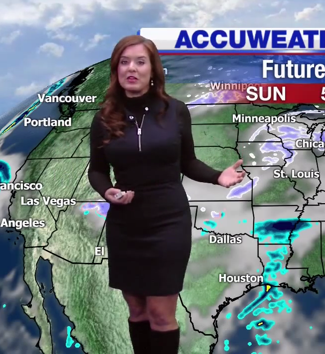 Amy Freeze: The Appreciation of Booted News Women�Blog