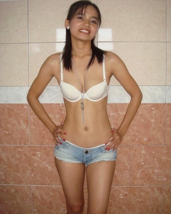 Hot Asian Honey Naked Gif