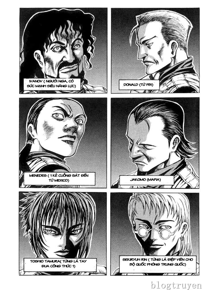 Zombie hunter chap 8 trang 3