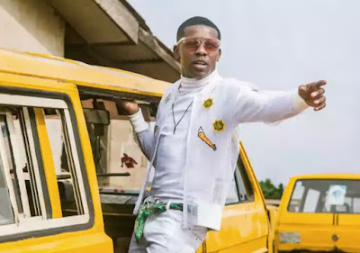 wp 1506948908232 - ENTERTAINMENT: Photos of Small Doctor Takes To The Streets Of Lagos In Recent Shoot