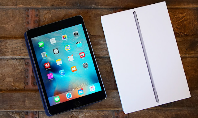 iPad mini 4: first unboxing and comparison with the iPad mini 3 [video]