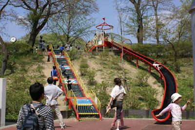 Kodomo-no- Kuni Yokohama Taman Bermain Anak2 Jepang