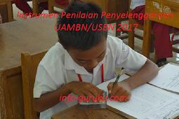 Instrumen Penilaian Penyelenggaraan UAMBN/USBN 2017