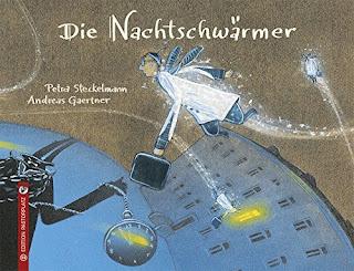 Cover von Petra Steckelmann - Die Nachtschwärmer