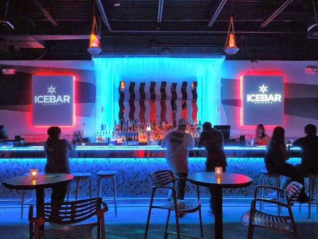 Ice Bar na International Drive em Orlando